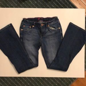 Levi's & Strauss Co kids jeans size 10
